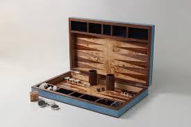 backgammon board duke blue reen