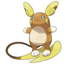 Raichu de Alola - WikiDex, la enciclopedia Pokémon
