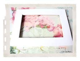 simply paint the frame in the color of your choice