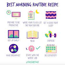 What is the Recipe for the Best Morning Routine? – Fabulous Magazine