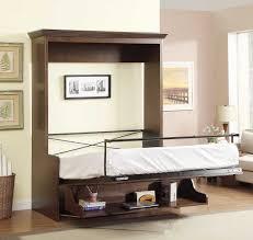 Bed Linen Decorating Furniture Murphy Bed Decorating Selection Wooden Base Shelf