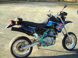 kawasaki klx650 supermoto motorcycles pinterest