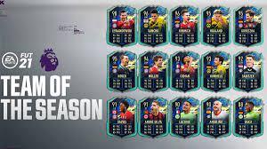 FIFA 21 TOTS: Alle Team of the Seasons im Überblick! • Eurogamer.de