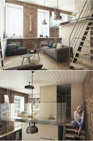 small loft house design 2 in this second example the loft space is used beyond just a bedroom with a bigger buildup it is also to to create a second