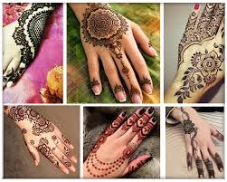 Gujarati Mehndi Design Images 2017 Top 50 Simple Mehndi Designs For Hands In Different