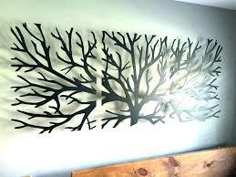 3d metal wall art metal wall art