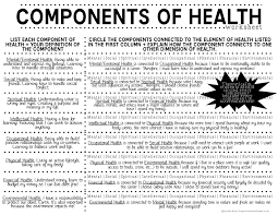 8Th Grade Health Worksheets Free Worksheets Library | Download and ...