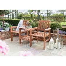 jakarta companion wooden garden set home furniture