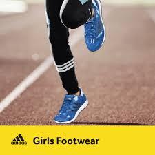 adidas girls. adidas girls footwear