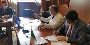 Regione Lazio - SANITA' - SALA STAMPA - Accordo tra Spallanzani, Regione  Lazio e Istituto Gamaleya per la sperimentazione sul vaccino Sputnik V