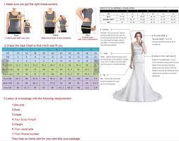 Measurement Chart Cicili Couture United States