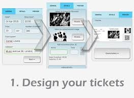 free ticket creator ticket creator free surething ticketmaker wwwsurethingcom fake