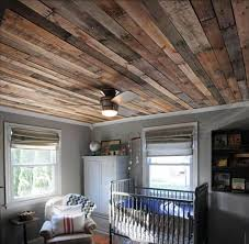 Pallet Ceiling Ideas for your Home