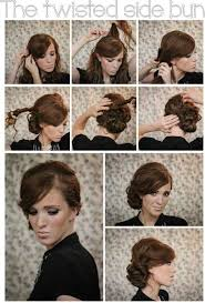 Hairstyle Yourself easy side hairstyles you can try to do 7561 by stevesalt.us