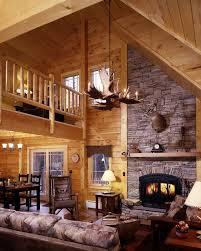 Awesome Decorating Log Cabins Photos Decorating Interior Design