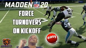 How To Move Up The Depth Chart In Madden 13 Madden 20 Special Teams Roster Setup Force Turnovers Get Fumbles And Hitsticks