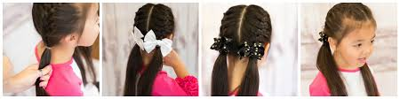 Pigtails Hair Style back to school hair styles the hair bow pany 3009 by stevesalt.us