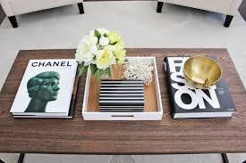 stylish black white coffee table chanel book am dolce vita books prettiest glam best australian top