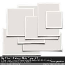 big bottom lift vintage photo frames no 01 el150460