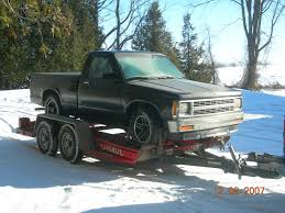Justin19891997 1989 Chevrolet S10 Regular Cab Specs, Photos ...