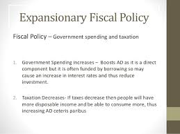 econ essay writing new 16 expansionary fiscal policy