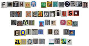 ransom letter generator ransom note generator pedagogicus rex