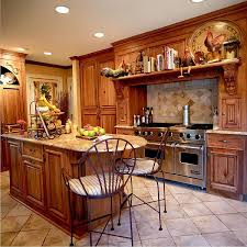 Country Style Kitchen Ideas  Awesome Country Kitchen Design Country Style Kitchen