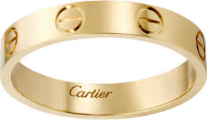 cartier wedding rings. Wedding bands for men and women Cartiers classic wedding ring
