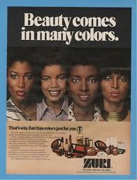 1979 Zuri Makeup Cosmetic Lipstick Pretty Woman African