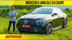 It is available in only one variant and 8 colours. 2020 Mercedes Amg Gle 53 Coupe The Amg Suv With Eq First Drive Autocar India Youtube