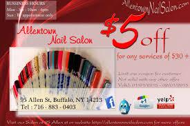 allentown nail salon manicure pedicure waxing foot massage allentown nail salon 5 dollar off
