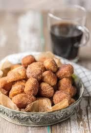 cinnamon sugar biscuit bites crispy