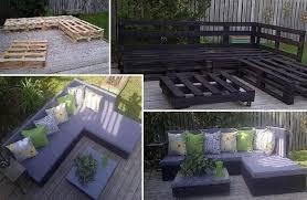 Popular of DIY Patio Furniture 16 Diy Outdoor Furniture Pieces  Beautyharmonylife