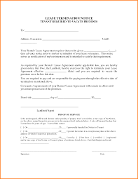 termination of lease agreement letter template word termination of lease agreement 78855449 png