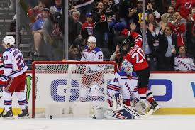 Game Preview 25 New Jersey Devils Vs New York Rangers