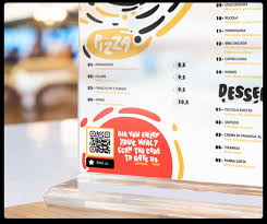 How To Create Table Tents In Word How To Use Qr Codes On Table Tents Qr Code Generator