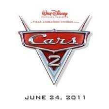 cars 2 the movie logo. Modren Logo Pixaru0027s Cars 2  For Kids Of Every Age Intended The Movie Logo