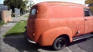 Chevrolet Chevy 1949 1950 1951 1952 49 50 51 52 Panel Panal Van ...