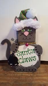 Santa claws kitty by Debra Jasper. Landscape PaversGarden PaversBrick CraftsStone  ...