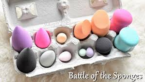 beautyblender makeup sponge storage ideas collection review