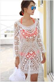 Crochet Swimsuit Cover Up Pattern Amazing Inspiration