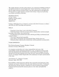 Sample Insurance Assistant Resume Stunning Dental Assistant Responsibilities Resume Photos Best 7