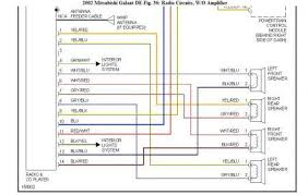 wiring diagram for a 2000 mitsubishi eclipse ireleast info 2006 mitsubishi galant wiring diagram jodebal wiring diagram