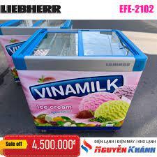 Tủ đông Liebherr EFE-2102 212 lít | Điện Lạnh Nguyễn Khánh