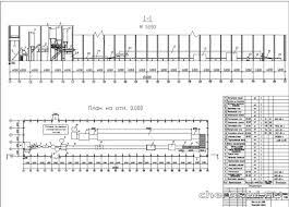 Курсовой проект Производство гипсоволокнистых листов Чертежи РУ Курсовой проект Производство гипсоволокнистых листов