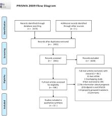 Prisma 2009 Flow Diagram