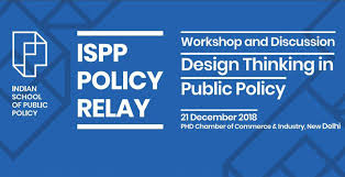 Design Thinking Public Policy Design Thinking In Public Policy Ispp