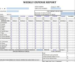 Simple Business Expense Spreadsheet Expenses Template For Taxes