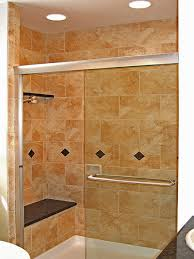 walk in shower designs | ... in Walk-In Showers With Bench Ideas