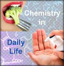 chemistry in everyday life examples of chemistry in everyday life chemistry in everyday life
